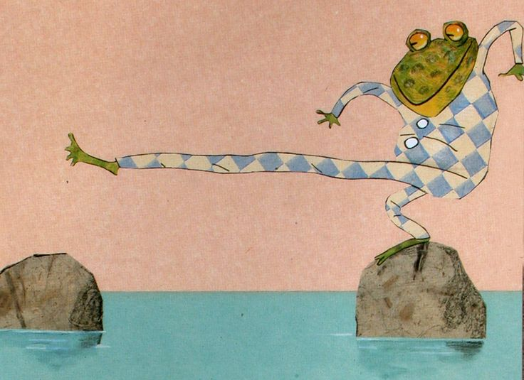 Leap Frog Leaping Stones
