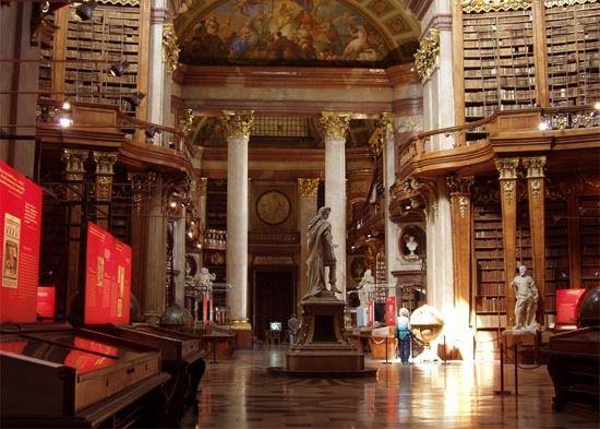 nationalbibliothek vienna - Hledat Googlem