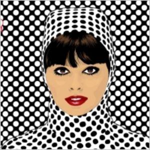 Pop Art Girl Image