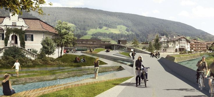 PLASMA Studio  and Groundlab Win Competition to Relocate and Enhance Italian Railway Station