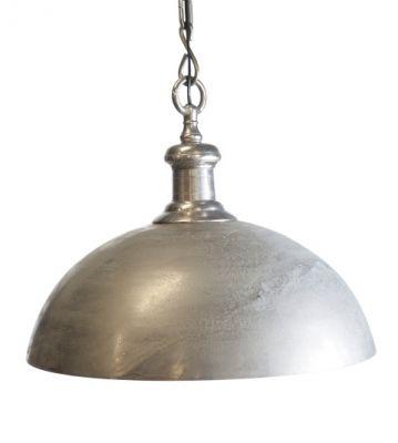 Hanglamp nikkel mat 50 cm