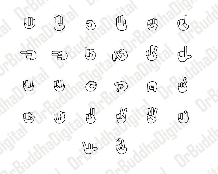 28+ Bathroom sign language clipart information