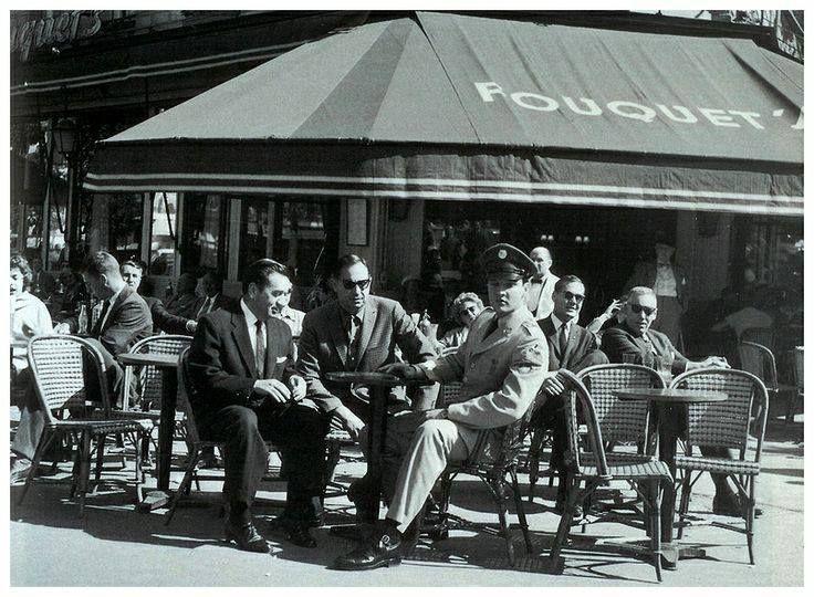 Elvis in Paris , 1959   Only Elvis   Pinterest   Elvis ...