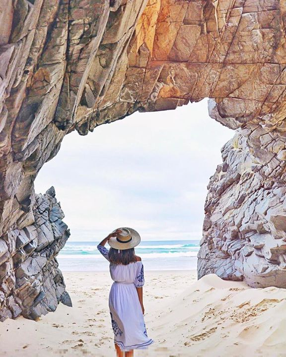 A summer adventure around Tasmania wouldn't be complete without spending a day or two checking out Bruny Island. Image sent in by Connie Cao https://instagram.com/p/BP91xyljVoJ/