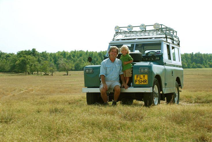 Kevin Humphrey Jonesboro USA Land rover, Monster