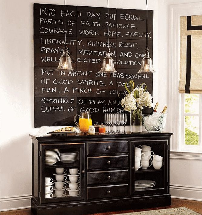 Best Chalkboard Art Home Decor Images On Pinterest Chalk Art