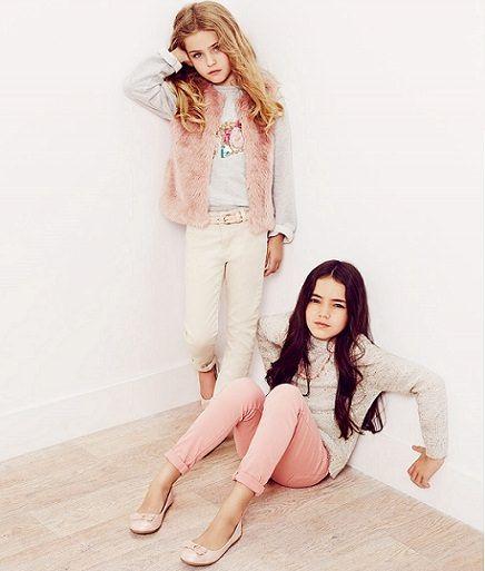 ropa de lefties para niñas otoño invierno 2014 2015