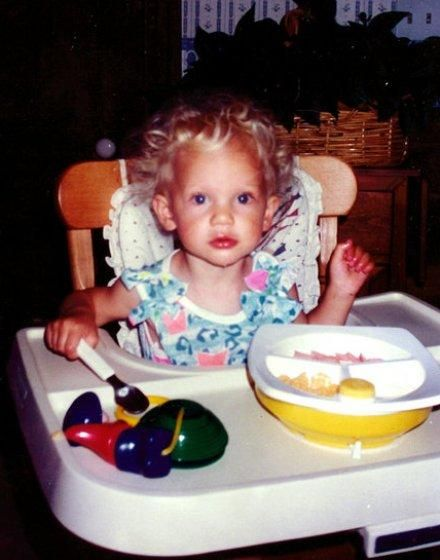 Taylor Swift Childhood Photos #TaylorSwift