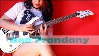 Red Frandany: Crazy Train Solo Cover   New Video ! a Classic solo by Randy Rhoads - Ozzy Osbourne. If you like please follow me on: http://ift.tt/2kSG68q http://ift.tt/2lgb5Pl Crazy Train Solo Cover - by Red Frandany Red Frandany
