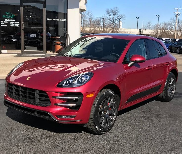 Impulse Red a discontinued color from Porsche on this