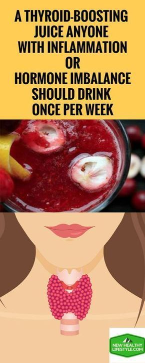 A THYROID-BOOSTING JUICE ANYONE WITH INFLAMMATION OR HORMONE IMBALANCE SHOULD DRINK )(-