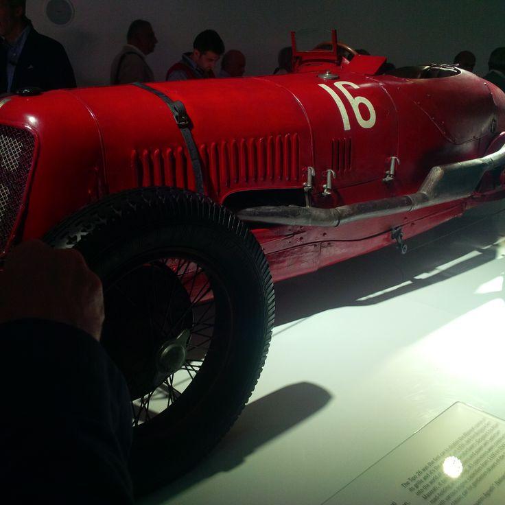 Mostra Museo Maserati