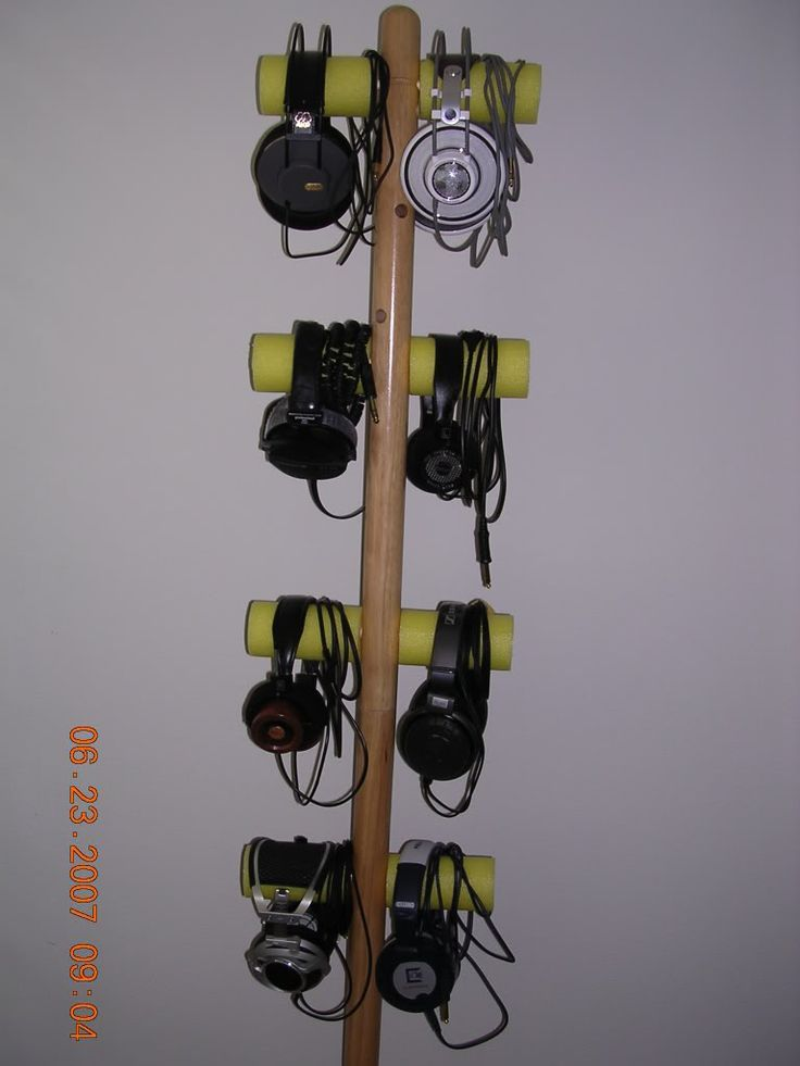 Is it better to store headphones long-term like this: Or like this: Sorry for...