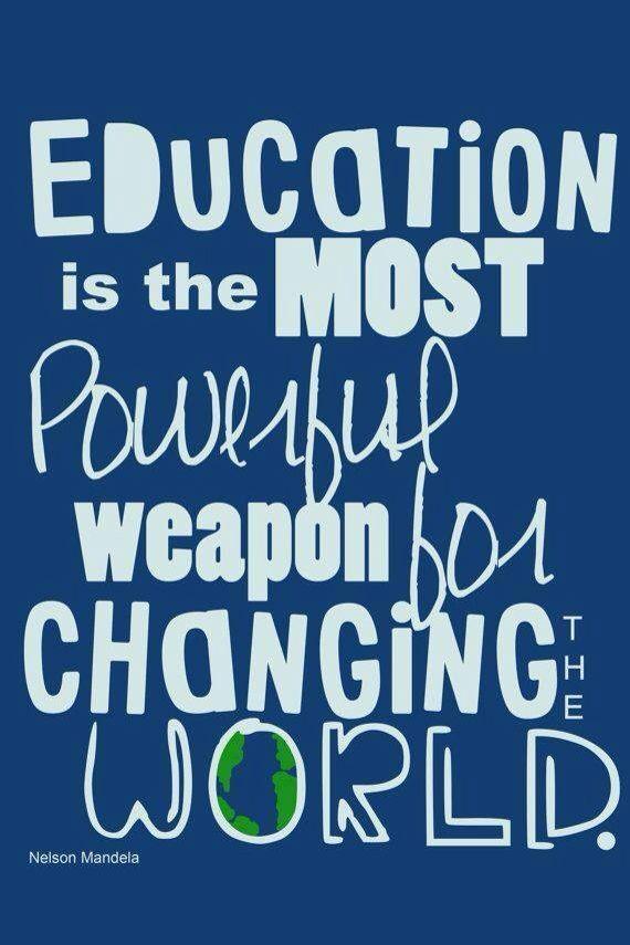 #educationmatters