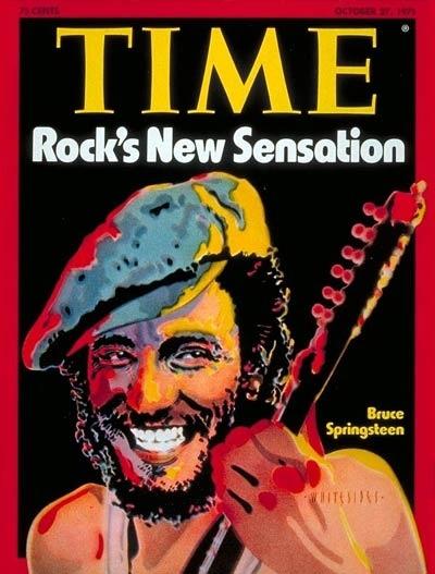 Bruce Springsteen | October 27, 1975 time_magazine