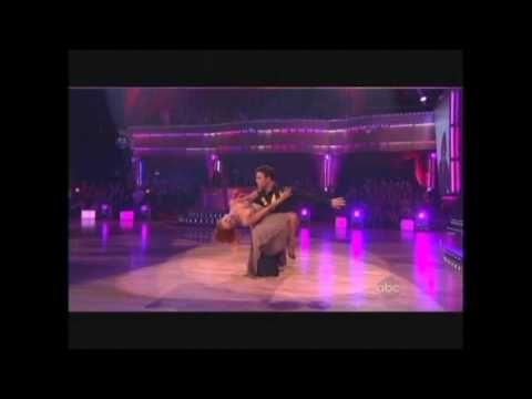 DWTS--tribute to Patrick Swayze---ballroom dancing