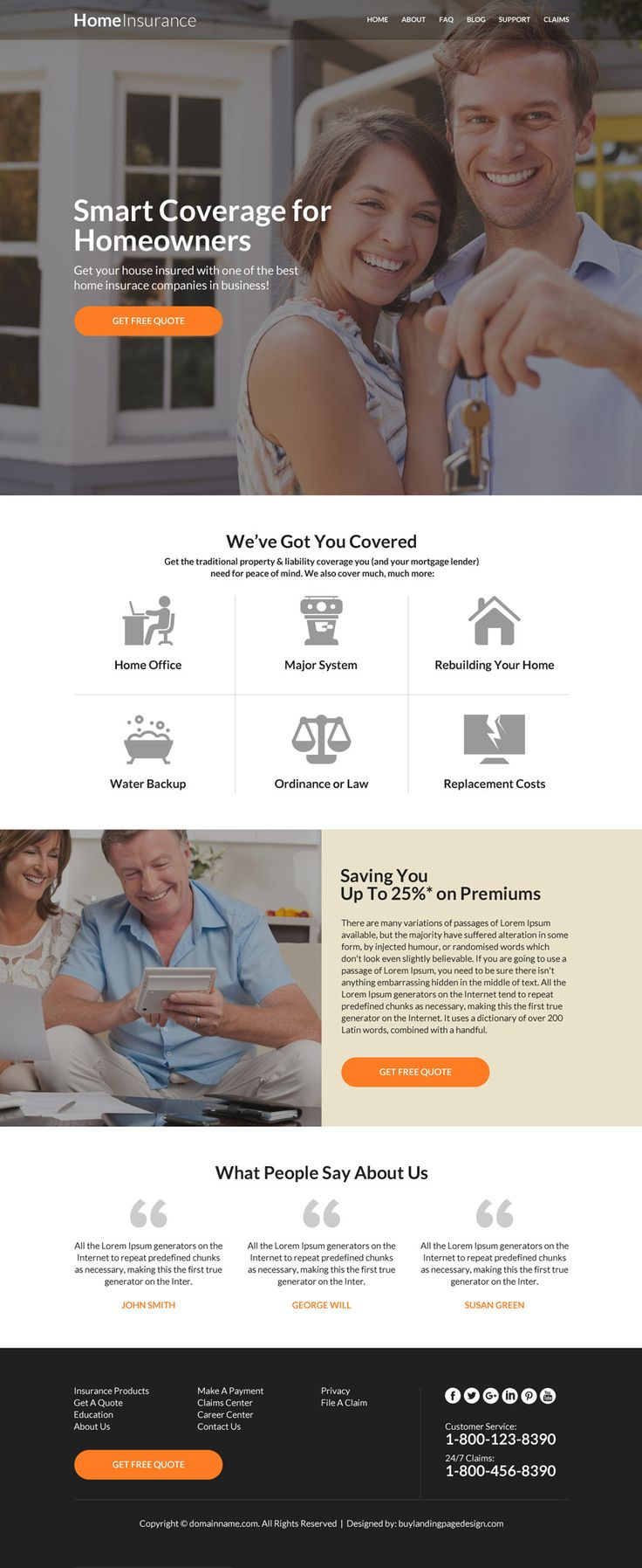 Do You Own A Homeowners Insurance Company In 2020 Homeowners Insurance Insurance Website Homeowners Insurance Coverage