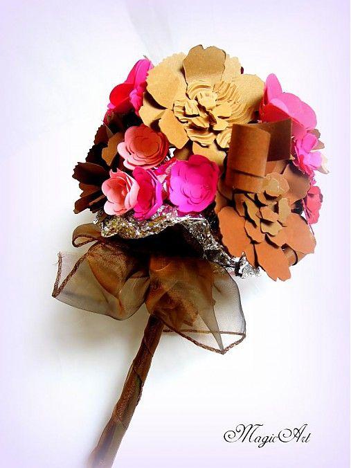 Rozkvitnutá čokoláda... by Bellavida - SAShE.sk - Handmade Iné sviatky