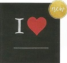 NEW 'I HEART' ICON coming August 2015! It is part of the 2015 Fall-Winter Collection - imagine the possibilities! https://www.mythirtyone.com/amycberg