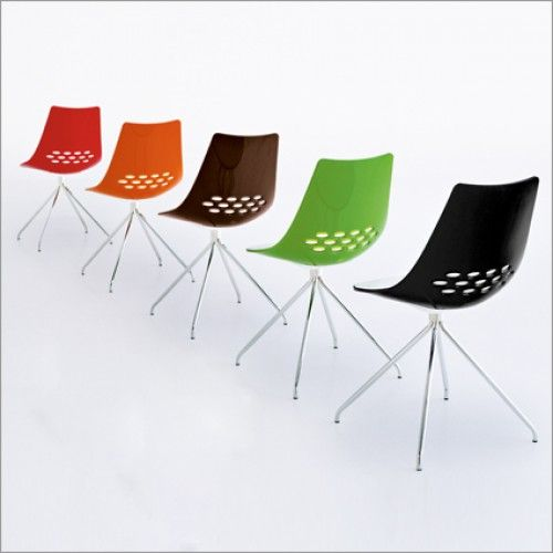 Calligaris Jam Chair, Spider Base By Archirivolto Calligaris Is  Internationally Renowned As One Of The Finest Contemporary Italian  Furniture Brands.