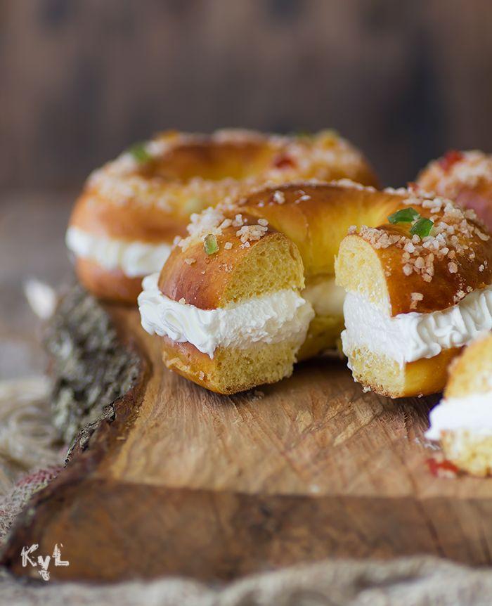 Kanela y Limón: Roscón de reyes de calabaza. La mejor receta.