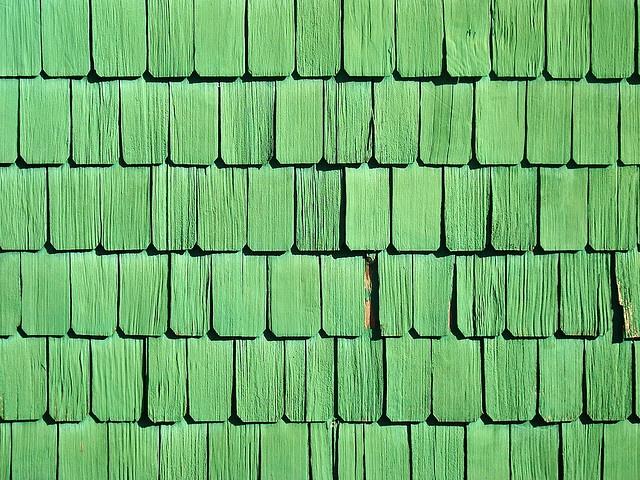 Tejuelas Verdes