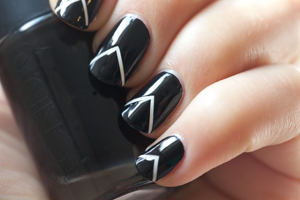 simple & classy nails
