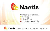 Naetis, carte de visite - Label communication
