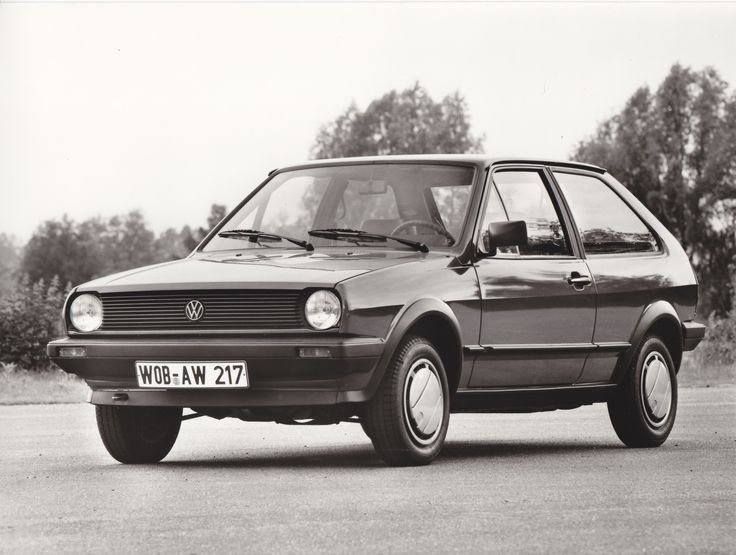 Volkswagen Polo Coupe CL (1985)