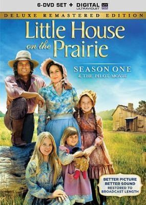 Little House On The Prairie Season 1 (Deluxe Remastered Edition) (6 DVD)