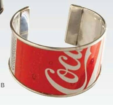 1000 images about soda can crafts on pinterest aluminum for Aluminum can crafts patterns