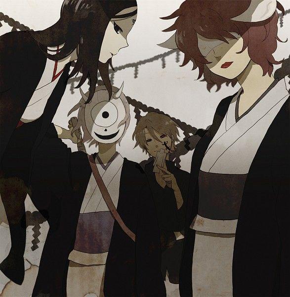 natsume yuujinchou natori and his servants