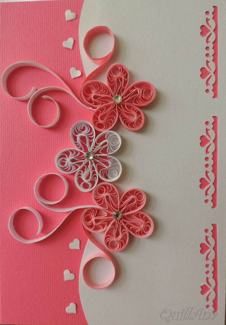 Calendar Wallpaper Quilling : Quilled flowers google search quilling pinterest