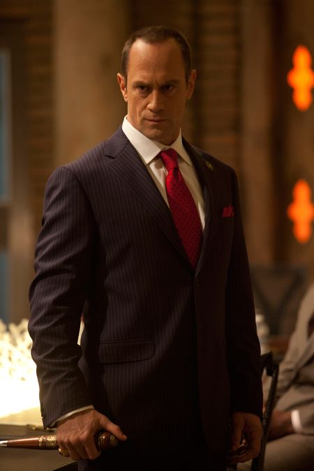 Christopher Meloni AKA ELLIOT STABLER from Law and Order SVU! LOOOOOVE