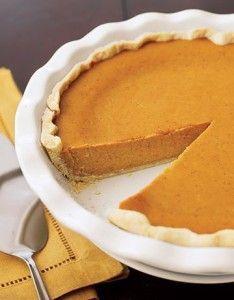 Pumpkin pie (Pay de Calabaza al estilo norteamericano)
