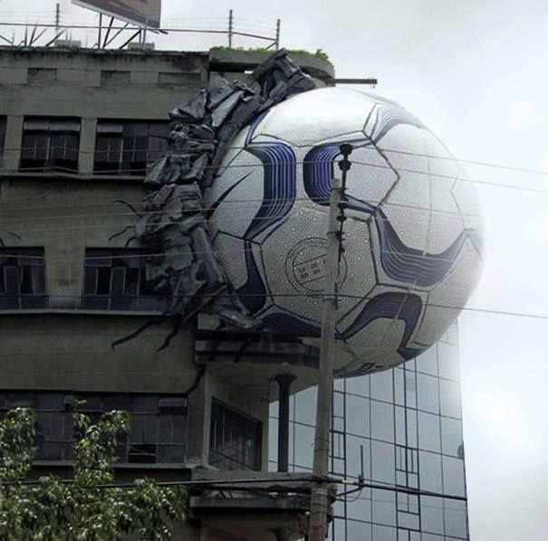 Ето така се рекламират топки!   reklama topka