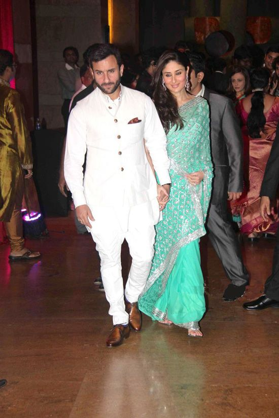 Ritesh Deshmukh & Genelia D'Souza's Wedding Reception | South Asian Bride Magazine