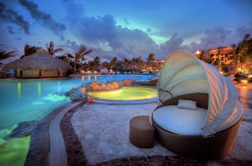 Um yes.Punta Cana, Swimming Pools, Needs A Vacations, Dreams Places, Favorite Places, Dreams Vacations, Vacations Spots, Romantic Vacations, Dominican Republic