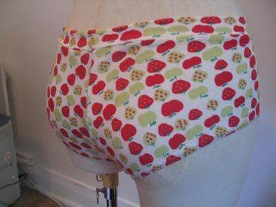Cheeky Panties - free pattern