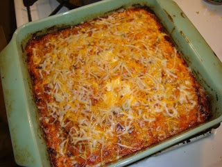 Mexican egg casserole soft food stage - and lots of great post-orthodontist friendly foods!