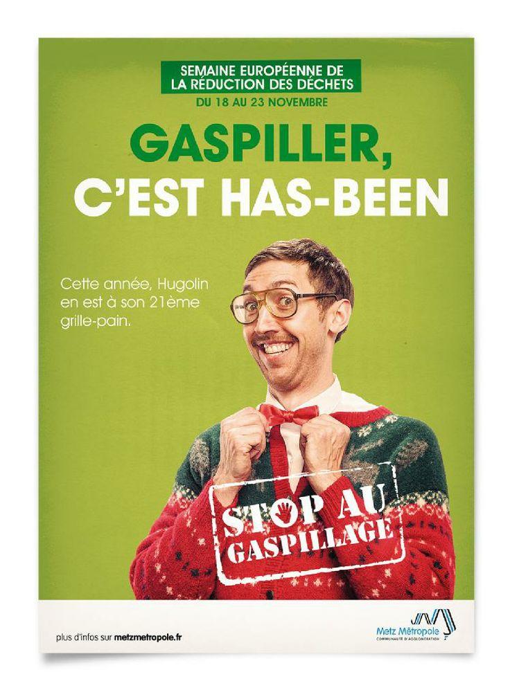 Campagne réduction des déchets