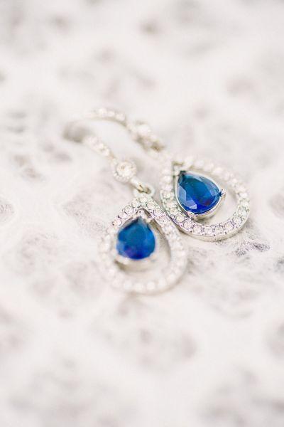 """""""Qualcosa di blu"""" per il tuo matrimonio: 45 idee tutte da copiare! Image: 0"""