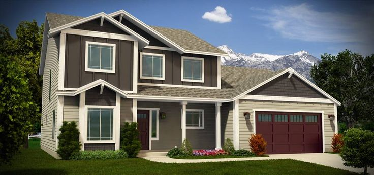 Adair homes plan 2659 2 story 4 bedroom 2 5 bathroom for How to find the perfect house plan