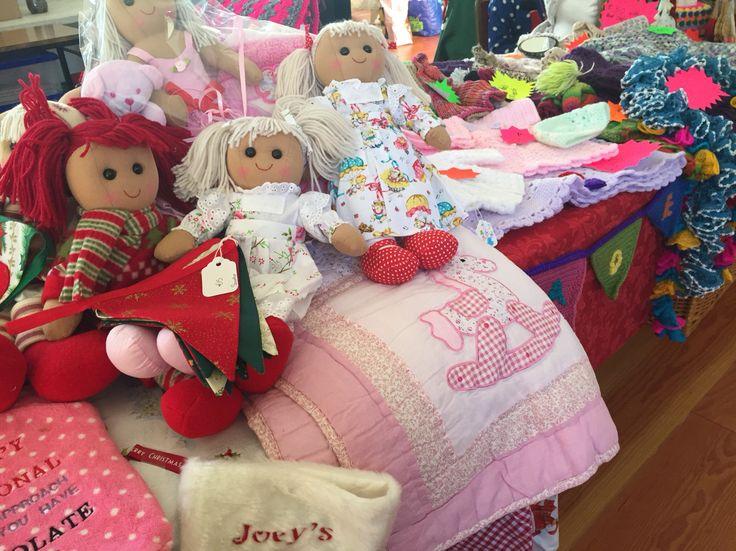 Christmas Dollies