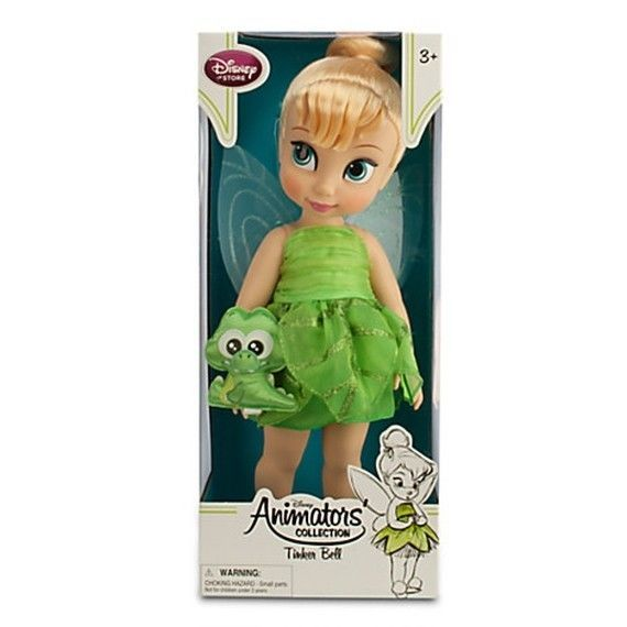 Original Disney Tinkerbell Puppe Prinzessin Doll Animators Collection NEU OVP in Spielzeug, Film & Fernsehen, Disney | eBay
