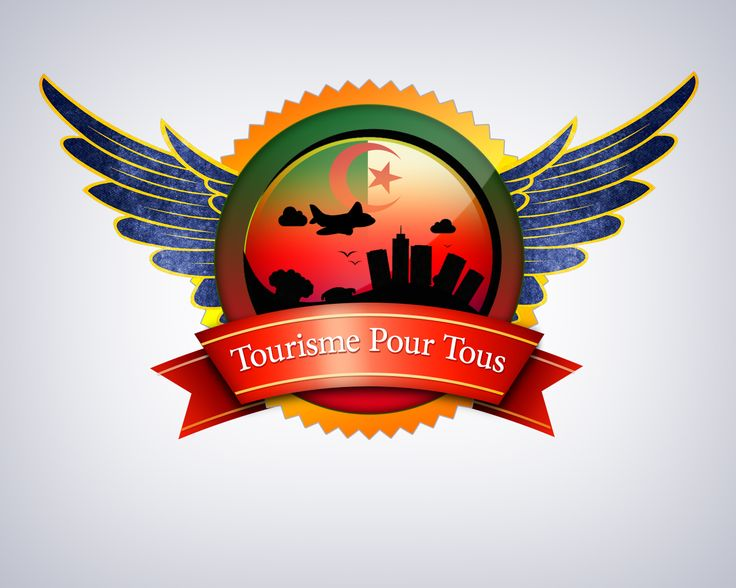 تصميم LOGO احترافي لجمعية السياحة السياحة للجميع TPT Tourisme Pour Tous El Affroun - منتديات ماكس تايمز maxtimes