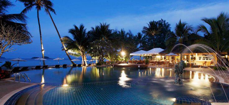 Centara Koh Chang Tropicana Resort, Koh Chang, Thailand.