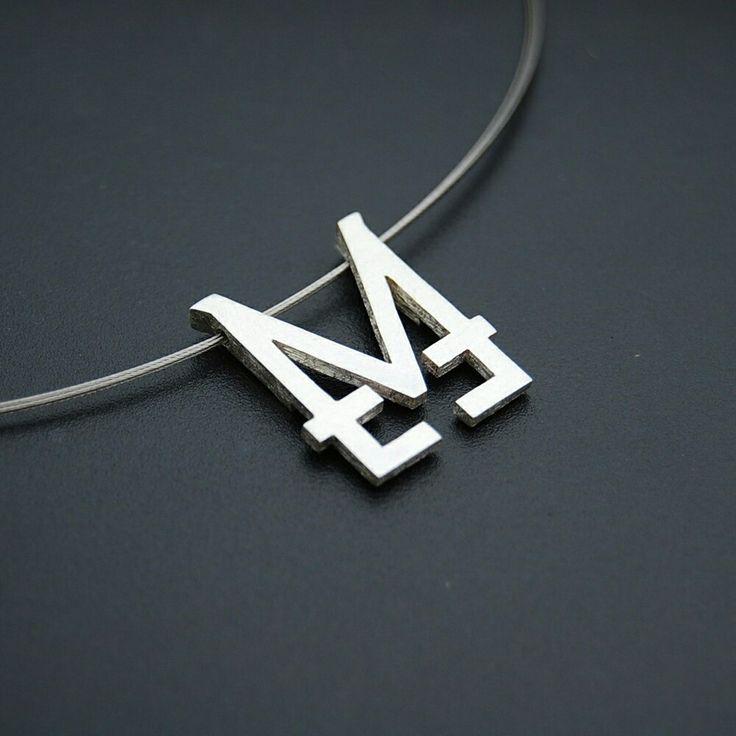 EVA. Penjoll. Colgante. Pendant. Pequeñas joyas, grandes detalles. Small jewels, great gifts. www.argentumwords.com