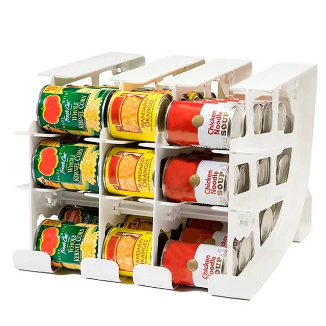 Product Image For Fifo Can Tracker Food Storage Organizer