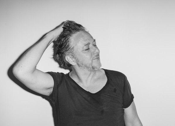 Portrait de Nicolas Briançon I Kaptive #acteur #portrait #blackandwhite #photographer